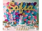 meilleur decoration anniversaire