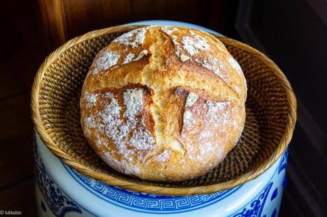 Confinement, fierté et boulange – Mon pain cocotte