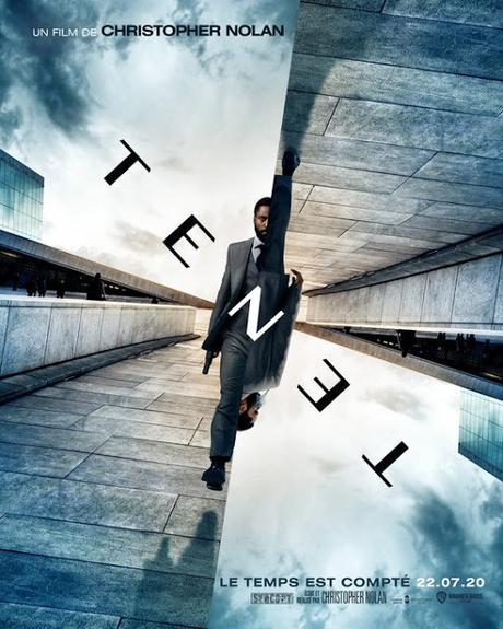 Nouvelle bande annonce VF pour Tenet de Christopher Nolan