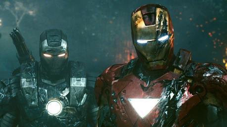 Iron Man 2 (2010) de Jon Favreau