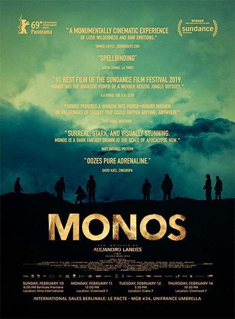 Monos (2020) de Alejandro Landes