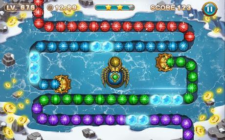 Télécharger Gratuit Marble Legend - Puzzle Game  APK MOD (Astuce) 3