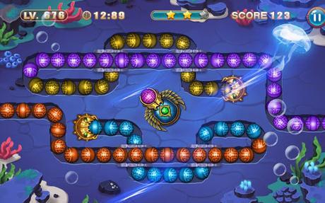Télécharger Gratuit Marble Legend - Puzzle Game  APK MOD (Astuce) 5