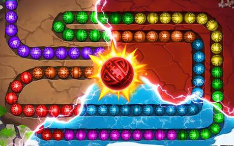 Télécharger Gratuit Marble Legend - Puzzle Game  APK MOD (Astuce) 1