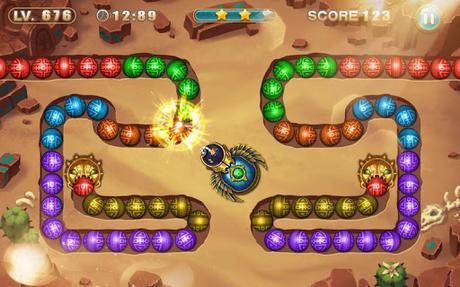 Télécharger Gratuit Marble Legend - Puzzle Game  APK MOD (Astuce) 4