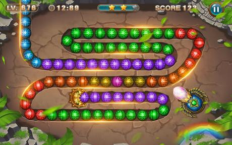 Télécharger Gratuit Marble Legend - Puzzle Game  APK MOD (Astuce) 6