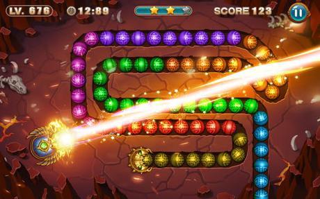 Télécharger Gratuit Marble Legend - Puzzle Game  APK MOD (Astuce) 2