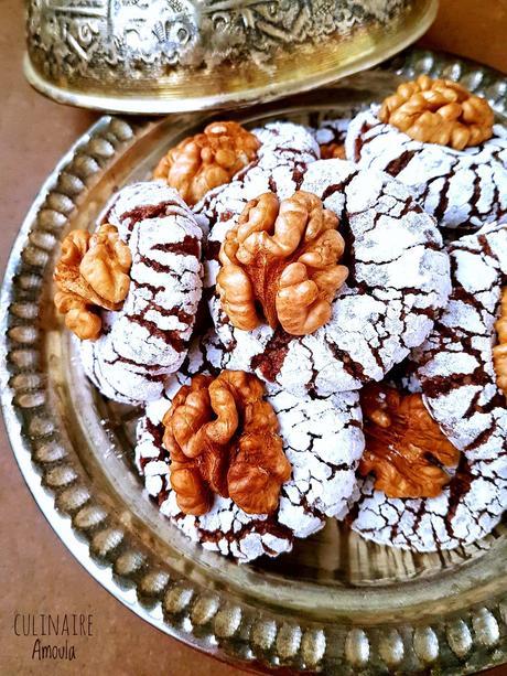 Ghriba aux noix