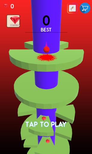 Télécharger Tower Ball Jump Challenge APK MOD (Astuce) 1