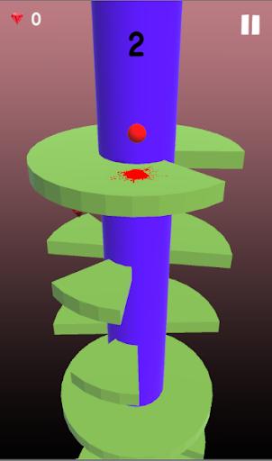 Télécharger Tower Ball Jump Challenge APK MOD (Astuce) 2