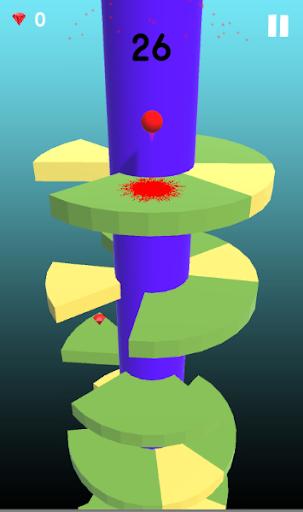 Télécharger Tower Ball Jump Challenge APK MOD (Astuce) 3