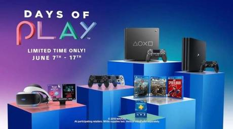 Day of Play : soldes du printemps pour Playstation