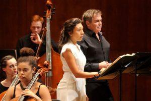 Le cycle de mélodies « Micro-météo » du compositeur Maxime Goulet et les Auditions nationales 2021-2022 de l'Atelier lyrique de l'Opéra de Montréal