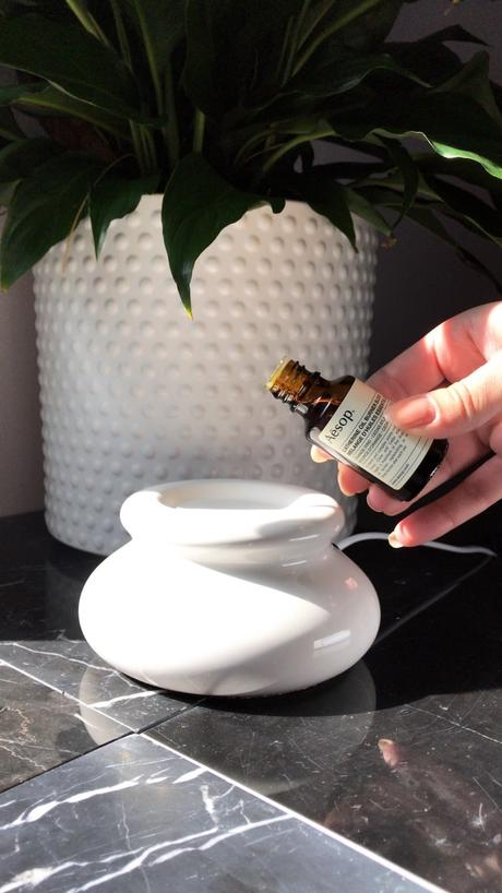 bienfaits aromathérapie bien être intérieur - blog déco - clemaroundthecorner