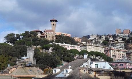Gênes : balcon sur Méditerranée