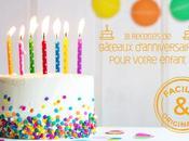 decoration gateau anniversaire fille