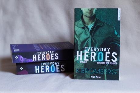 Everyday Heroes #3 Cockpit – K. Bromberg