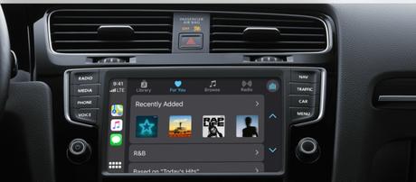 Google Podcasts est maintenant disponible sur CarPlay d'Apple