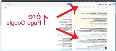 Optimisation : Site Internet Exemple – Agence Webmarketing à Nîmes