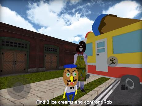 Code Triche Scary Scream Neighbor Sponge Night APK MOD (Astuce) 3
