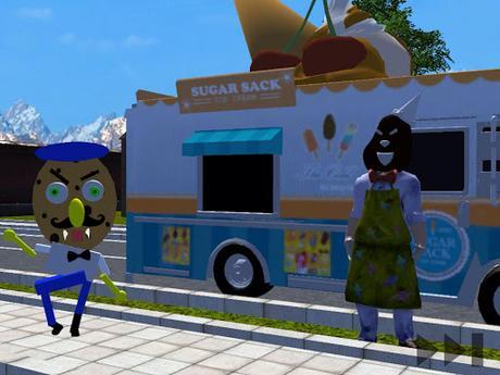 Code Triche Scary Scream Neighbor Sponge Night APK MOD (Astuce) 2