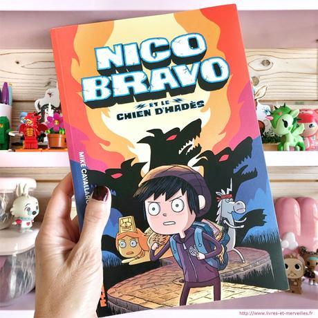 Nico Bravo et le chien d'Hadès