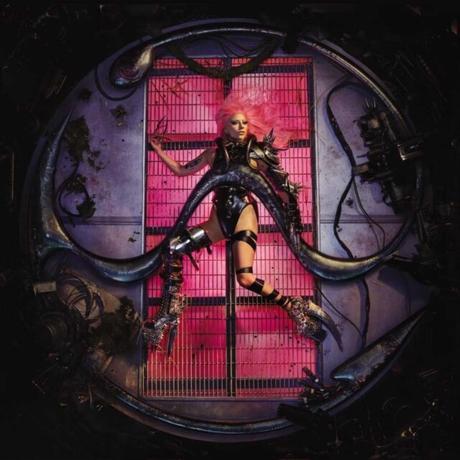 Lady Gaga et Rain On Me le deuxième single de son prochain album Chromatica