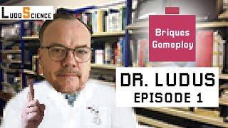 Le Dr. Ludus débarque sur Ludoscience...