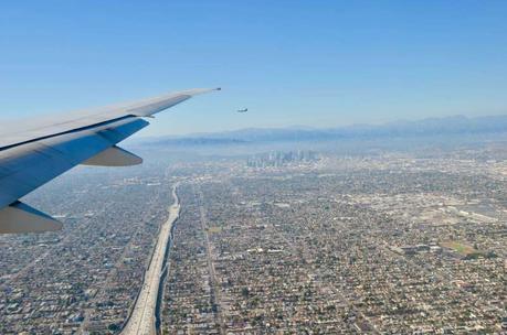 Paris-Los Angeles avec Air France