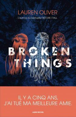 Broken Things par Oliver