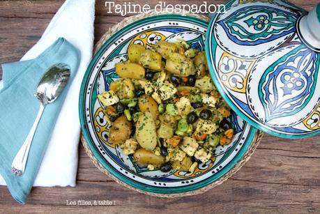 Tajine d'espadon – Foodista #63