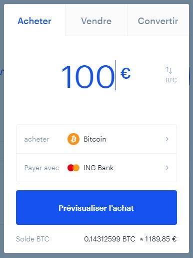 Tutoriel Coinbase : acheter des cryptomonnaies (Bitcoin, Ethereum, …)