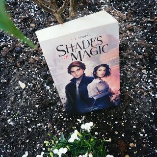 Shades of Magic, tome 1 de Victoria E. Schwab