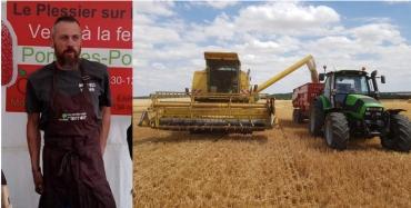 Oise : un agriculteur lance sa marque de pâtes bio et locales