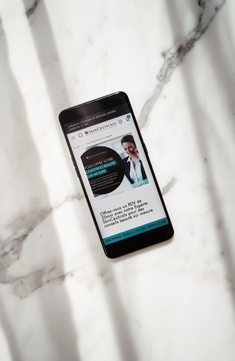 Bon plan SkinCeuticals : code promo et e-consultation !