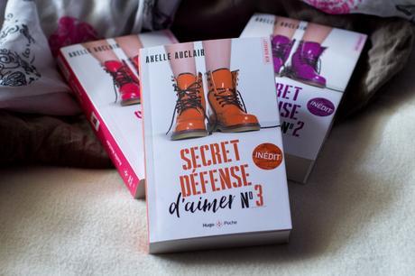 Secret défense d'aimer #3 – Axelle Auclair