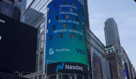 GoodData + Visa