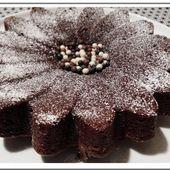 Gâteau moelleux au chocolat - Oh, la gourmande..