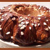 Brioche Bulgare - Oh, la gourmande..