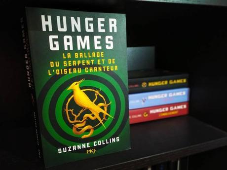 La Ballade du serpent et de l'oiseau chanteur (Hunger Games 4) de Suzanne Collins