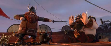Vic le Viking (2020) de Eric Cazes