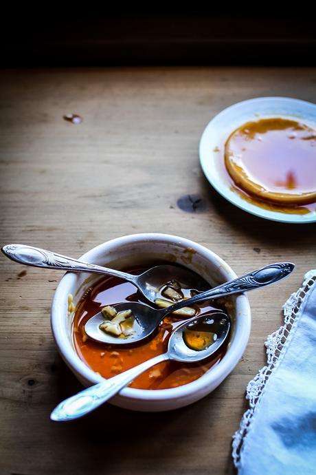 Recette facile de crème renversée au caramel