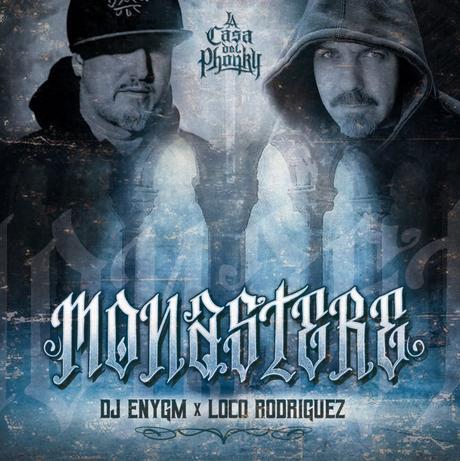 Dj Enygm & Loco Rodriguez – Monastère [Son]