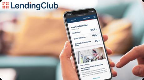 LendingClub Member Center