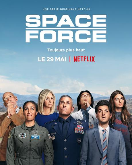 [FUCKING SERIES] : Space Force : The Dark Side of The Moon