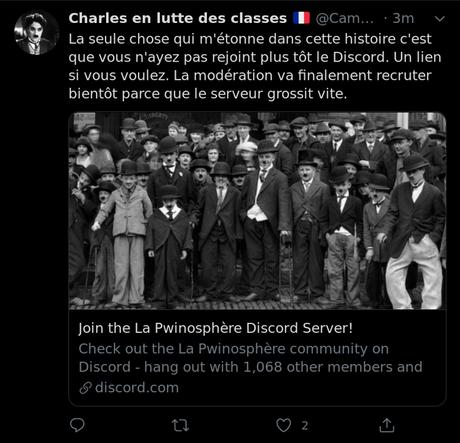 les Charles,  ces cyber-harceleurs politiquement toxiques en bandes organisées #fachosphere #confusionnisme