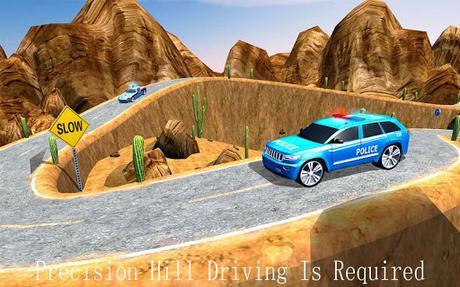 Code Triche Police San Andreas Colline 17 APK MOD (Astuce) 5