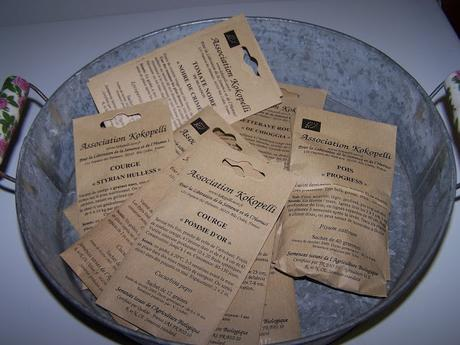L'importance de lire les infos sur les sachets de graines