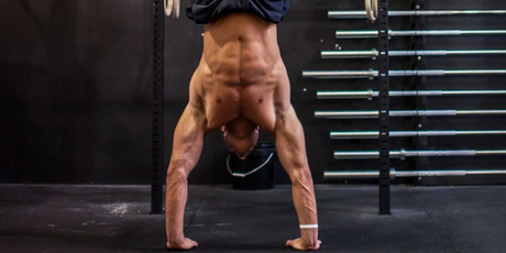 handstand muscles