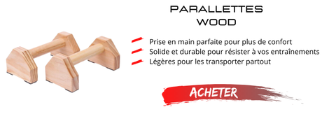 parallettes handstand